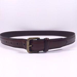Vintage Tommy Hilfiger Leather Belt
